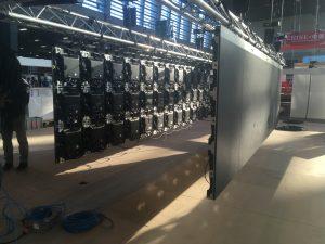 écrans led installation