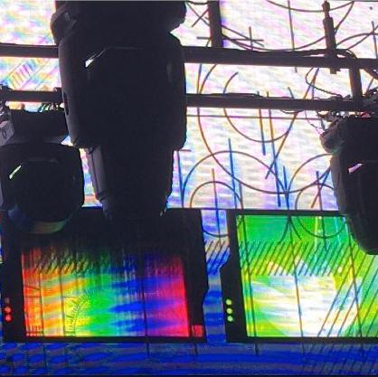 installation d'écrans led en extérieur